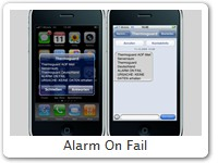 Alarm On Fail
